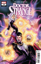Marvel Comics's Doctor Strange Issue # 14