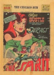Eisner Studios's The Spirit Weekly Issue # 334