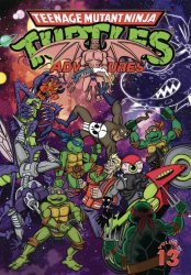 IDW Publishing's Teenage Mutant Ninja Turtles Adventures TPB # 13