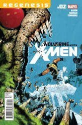 Marvel Comics's Wolverine and the X-Men Issue # 2