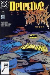 DC Comics's Detective Comics Issue # 605