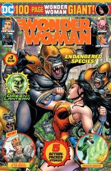 DC Comics's Wonder Woman Giant Giant Size # 3direct edition