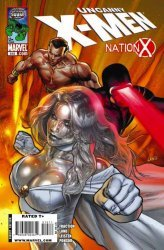 Marvel's The Uncanny X-Men Issue # 515