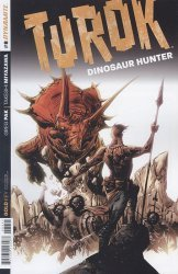 Dynamite Entertainment's Turok: Dinosaur Hunter Issue # 8d