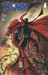 Image Comics's Spawn Issue # 314b