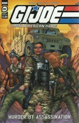 IDW Publishing's G.I. Joe: A Real American Hero Issue # 281