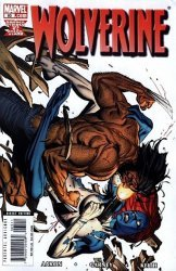Marvel Comics's Wolverine Issue # 65