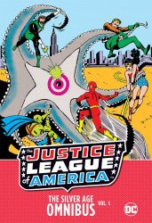 DC Comics's Justice League of America: Silver Age - Omnibus Hard Cover # 1