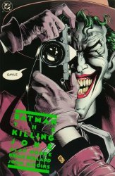 DC Comics's Batman: The Killing Joke Soft Cover # 1
