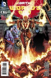 DC Comics's Earth 2: World's End Issue # 8