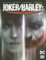 DC Black Label's Joker / Harley: Criminal Sanity Issue # 7