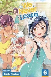 Viz Media's We Never Learn Soft Cover # 6
