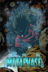 Alterna Comics's Metaphase Soft Cover # 1