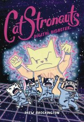 Little Brown & Company's CatStronauts Soft Cover # 6