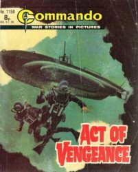 D.C. Thomson & Co.'s Commando: War Stories in Pictures Issue # 1158
