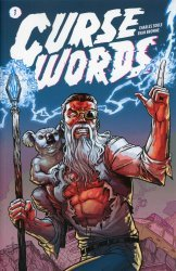 Image Comics's Curse Words TPB # 1