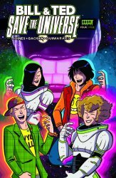 BOOM! Studios's Bill & Ted Save The Universe Issue # 4