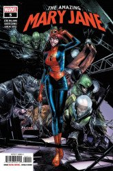 Marvel Comics's The Amazing Mary Jane Issue # 5