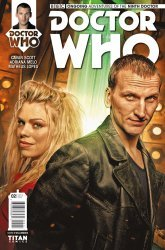 Titan Comics's Doctor Who: 9th Doctor Issue # 2b