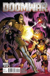 Marvel Comics's Doomwar Issue # 2