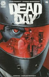 AfterShock Comics's Dead Day Issue # 4