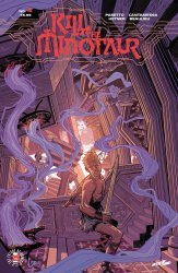 Image Comics's Kill the Minotaur Issue # 4b