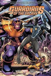Marvel Comics's Guardians of the Galaxy Hard Cover # 5