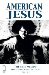Image Comics's American Jesus: The New Messiah Issue # 3c