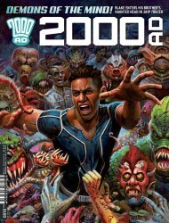 Rebellion's 2000 A.D. Issue # 2103