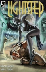 Dark Horse Comics's Lightstep Issue # 4