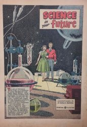 General Electric Company's Science in Your Future Issue # 1