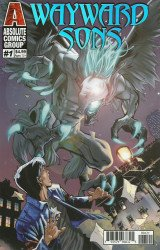 Red Giant Entertainment's Wayward Sons Issue # 1b