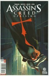 Titan Comics's Assassin's Creed: Uprising Issue # 7c
