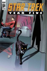 IDW Publishing's Star Trek: Year Five Issue # 11