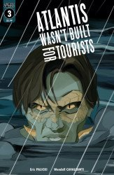 Scout Comics's Atlantis Wasn't Built for Tourists Issue # 3