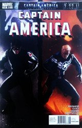 Marvel Comics's Captain America Issue # 619b