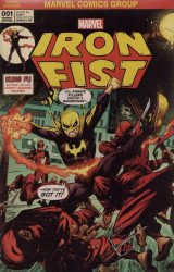 Marvel Comics's Iron Fist Issue # 1hoc/cbcs-c
