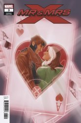 Marvel Comics's Mr. & Mrs. X Issue # 3b