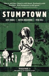 Oni Press's Stumptown TPB # 1
