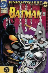 DC Comics's Batman Issue # 502b