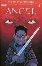 BOOM! Studios's Angel Issue # 2c