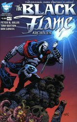 Devil's Due Publishing's Black Flame Issue # 1
