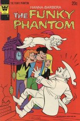 Gold Key's Funky Phantom Issue # 7whitman