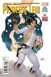 Marvel Comics's Princess Leia Issue # 1
