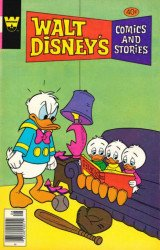 Gold Key's Walt Disney's Comics and Stories Issue # 467whitman