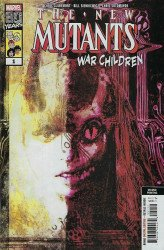 Marvel Comics's The New Mutants: War Children Issue # 1 - 2nd print