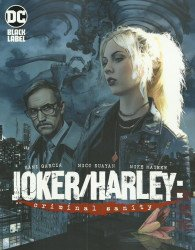 Black Label's Joker/Harley: Criminal Sanity Issue # 1b