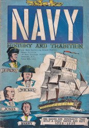 Stokes Walesby Co.'s Navy: History & Tradition Issue # 1772-1778