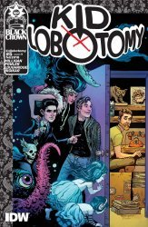IDW Publishing's Kid Lobotomy Issue # 5ri