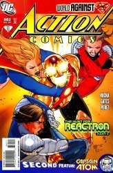 DC Comics's Action Comics Issue # 882